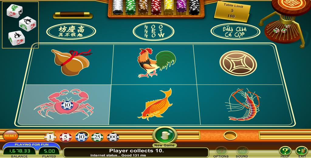 เกมคาสิโน หรือ เกมน้ำเต้าปูปลา