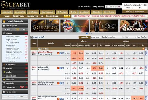 เว็บไซต์ UFABET-มีระบบการจ่ายเงินจริงและโอนไว