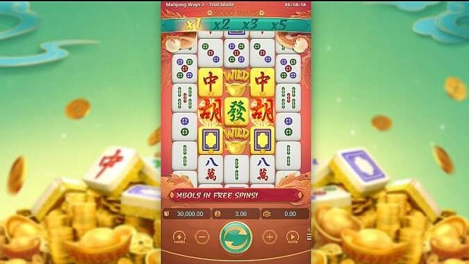 รูปแบบของเกม Mahjong Ways 2
