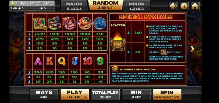 เกม Monkey king 2 -ตัวช่วยเสริมในการคว้ากำไรจากตัวเกม Slot Online