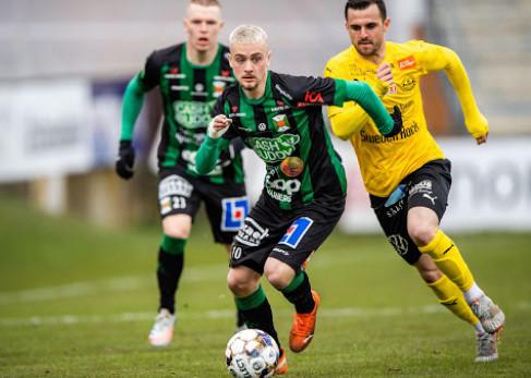 ฟุตบอลสวีเดน ออลสเวนคาน  2020/2021 : วาลเบิร์ก พบ นอร์โคปิ้ง