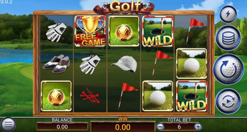 เกม Golf